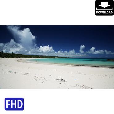 4041197 ■ 宮古島 伊良部島 渡口の浜
