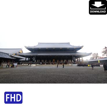 4043114 ■ 京都 紅葉 東本願寺