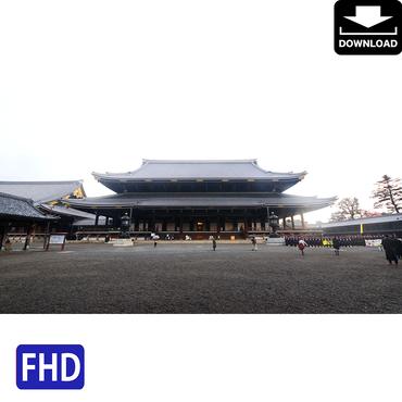 4043113 ■ 京都 紅葉 東本願寺