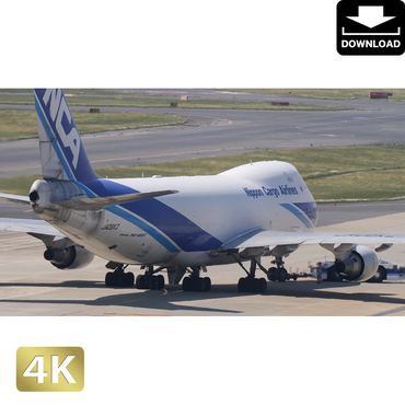2031113 ■ 成田空港 747