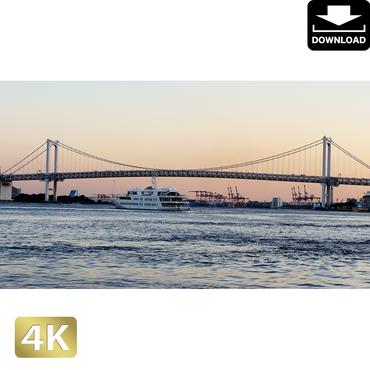 202814 ■ 東京 レインボーブリッジ