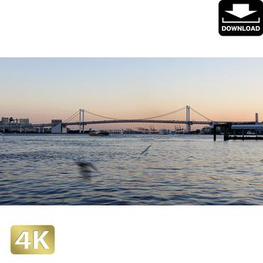 2028016 ■ 東京 レインボーブリッジ