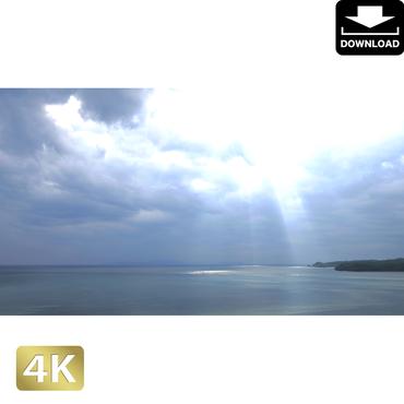 2023043 ■ 西表島 雲間からの陽射し