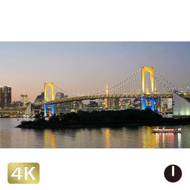 1028042 ■ 東京 レインボーブリッジ