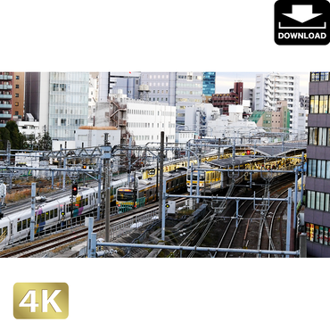 2028088 ■ 東京 代々木駅