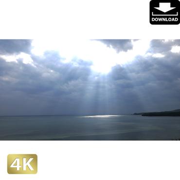 2023046 ■ 西表島 雲間からの陽射し