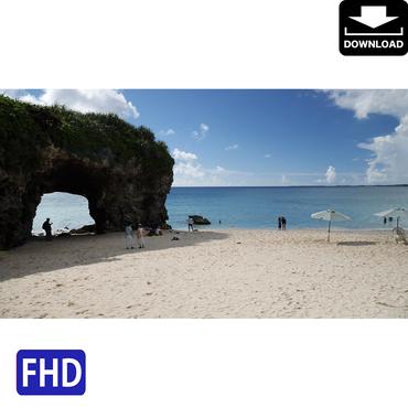 4041156 ■ 宮古島 砂山ビーチ