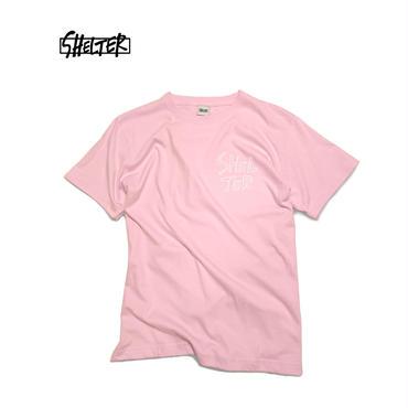 1min Logo Tee (Light pink)
