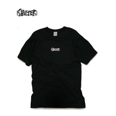 Middle Shelter  Tee(Black)
