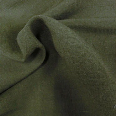 [SB8710] リネン/ビスコースキャンバスワッシャー