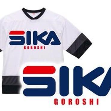 【8月9日(木)以降発送】FILA風SIKA Tシャツ