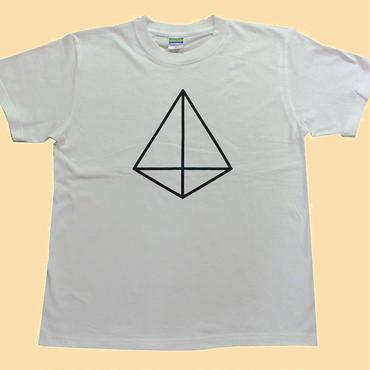 プルサコーフロゴ Tシャツ(白)