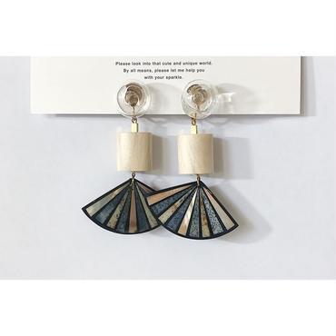 ●beads___assembly 5 pierced earrings