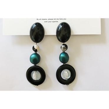 beads___assembly 11  pierced earrings