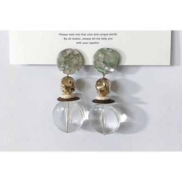 beads___assembly 00  pierced earrings