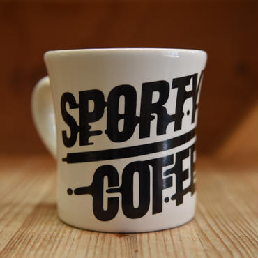【SPORTY COFFEE】SPORTY COFFEE マグカップ