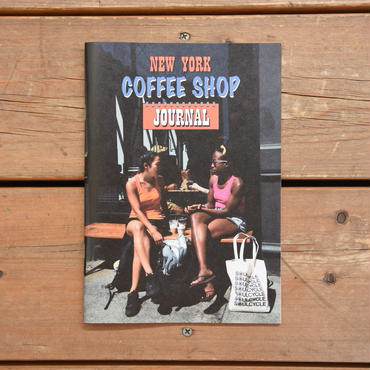 【SNOW SHOVELING】NEW YORK COFFEE SHOP JOURNAL