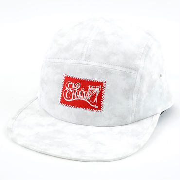 FRAME FLOCKY WHITE COMFORT-5 CAP (WHITE) made in japan (SH160105WHT)