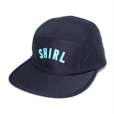 REFLECTOR ARCH LOGO  COMFORT-5 CAP (NAVY) made in japan (SH150109NVY)