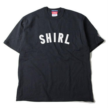 ※予約商品 BIG REFLECT ARCH [CHAMPION 7oz] SS T-SHIRTS  (BLACK)(SH171209BLK)