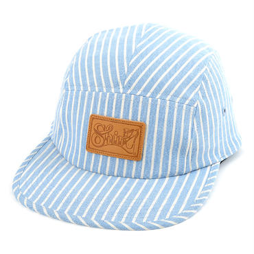 KYC STRIPE COMFORT-5 CAP (BLUE STRIPE) made in japan (SH160102KYC)