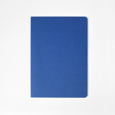 A5サイズ ノート SHIRUSU n 01/1冊(藍)