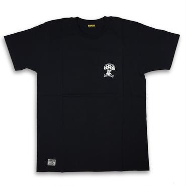 BONDS American devil pocket Tシャツ ブラック