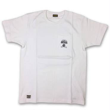 BONDS American devil pocket Tシャツ ホワイト