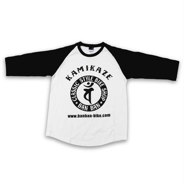 BANBAN 10THANNIVERSARY  ホワイト×ブラック