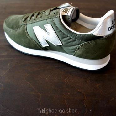 Newbalance (ニューバランス) / U220 FC / DARK GREEN