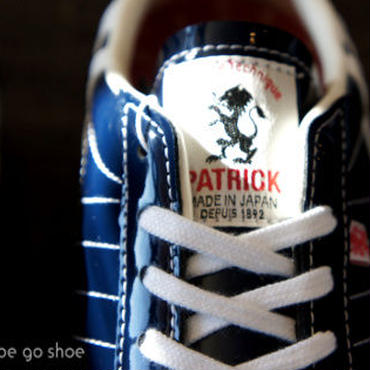 【 送料無料 】 PATRICK(パトリック) / IRIS-EN(アイリス・エナメル)/ RED 530377 / made in JAPAN(日本製)