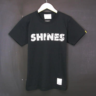 MADE IN JAPAN:Print T-Shirts Paisley SHINES・半袖Tシャツ [BLACK]