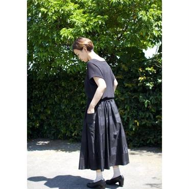 humoresque  gather skirt pocket