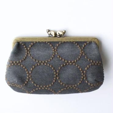 ミナ ペルホネン  cuddle pouch ― tambourine ―
