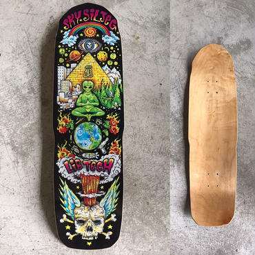 LibTech skateboards  Sky High