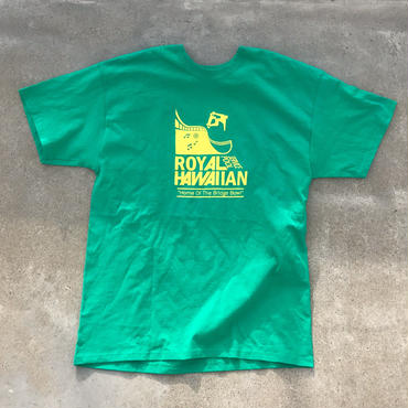 "ROYAL HAWAIIAN POOL SERVICE ""Home Of The Bridge Bowl"" TEE"