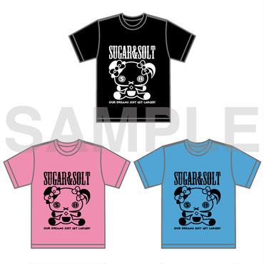 Sugar&SoltるんるんちゃんTシャツ