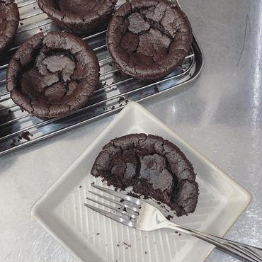 ガトーショコラ Gâteau au chocolat Vegan