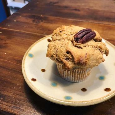 味噌&ピーカン  Miso & Pecan Muffin Vegan