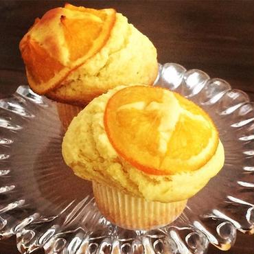 ネーブルオレンジマフィン  Navel Orange Muffin Vegan