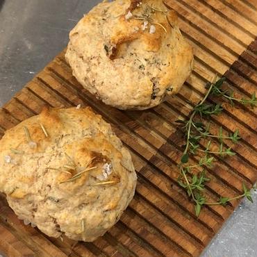 スカボロフェア・マフィン Scarborough Fair Muffin vegan