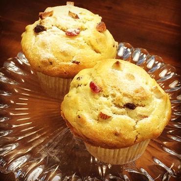 パネトーネマフィン Panettone muffin vegan
