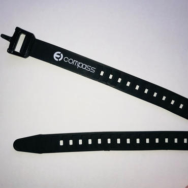 compass x G3 ラバーバンド Black