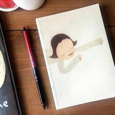 奈良美智  /  Princess of Snooze Journal