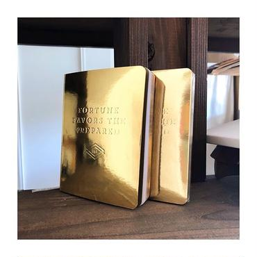 Gold Luxe Pocket Planner