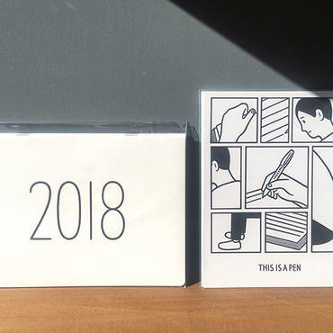 Noritake / SEE BY DAY 2018 (notebook)