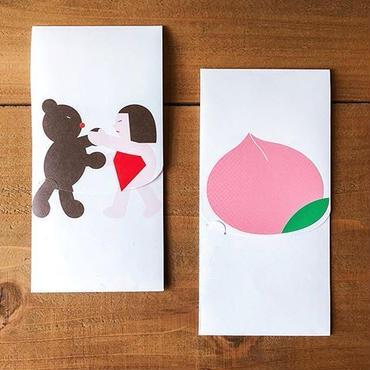 ぽち袋 (金太郎/桃太郎)