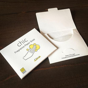 CHIC  / FRAGRANCE PAPER SOAP