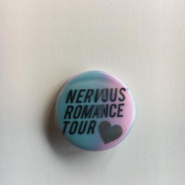 nervous  romance tour 3D バッジ