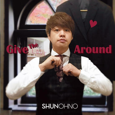 2ndアルバム「Give The Love Around」
